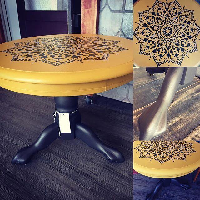 Diykitchenisland In 2020 Wooden Table Diy Stencil Furniture Kitchen Design Diy