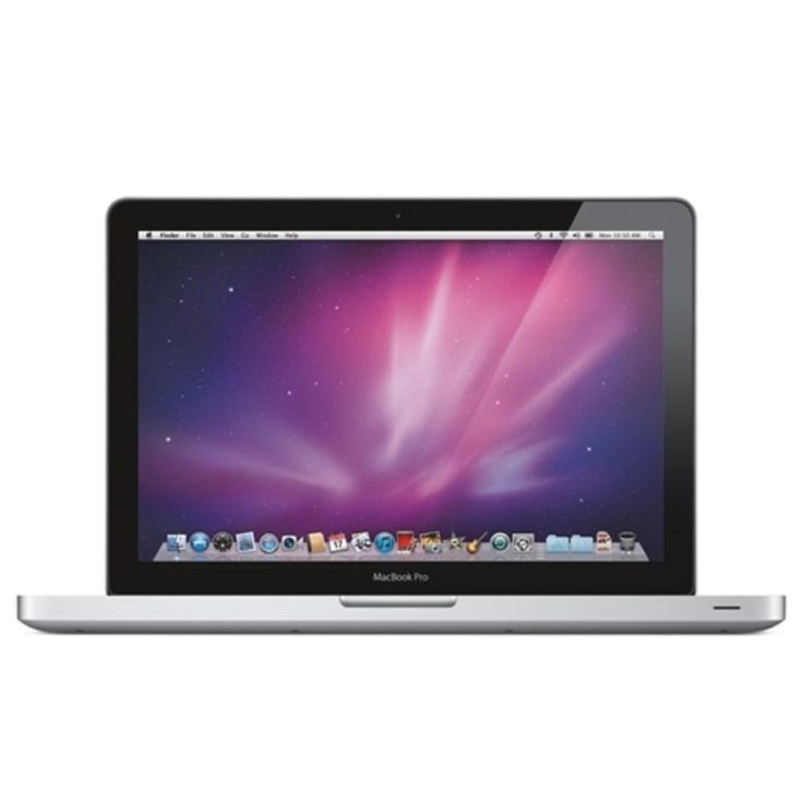 Apple MacBook Pro Core i7-2720QM Quad-Core 2.2GHz 8GB 750GB DVD±RW Radeon HD6750M 15.4 AirPort OSX w-Cam (Early 2011)-B