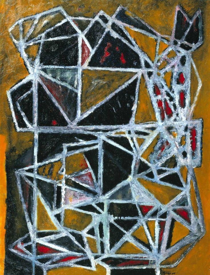 composition, william gear (1949)