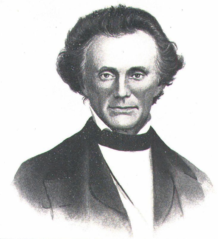 Robert calvert 18011867 died in robertson county texas