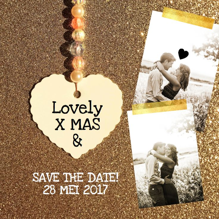Diy save the date in Melbourne
