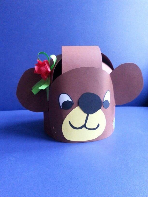 verjaardagsmuts beer