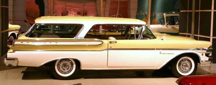 1957 mercury turnpike cruiser station wagons ways of getting around 0oooo pinterest. Black Bedroom Furniture Sets. Home Design Ideas