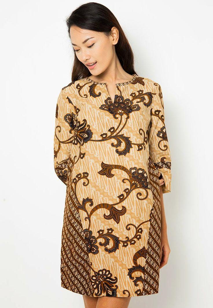 48 best model baju images on Pinterest  Batik dress Batik