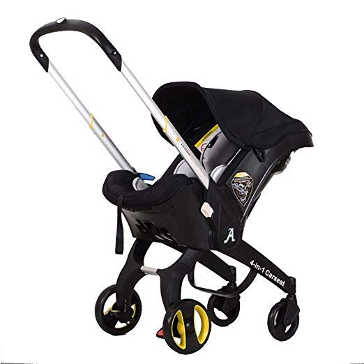 New Multifunction Stroller For Baby Cradle Carrycot Car Seat 4 In 1