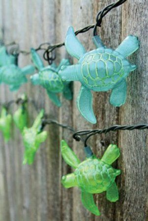 Amazon.com: Sea Turtle Party String Lights 8.5' L: Home & Kitchen