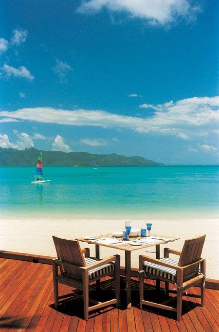 Hayman Island Resort, Great Barrier Reef, QLD, Australia