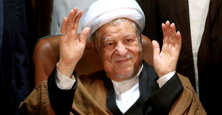 Mr. Rafsanjani, 82, was one of the main voices in Iran calling for an outreach to the West and to the United States.
