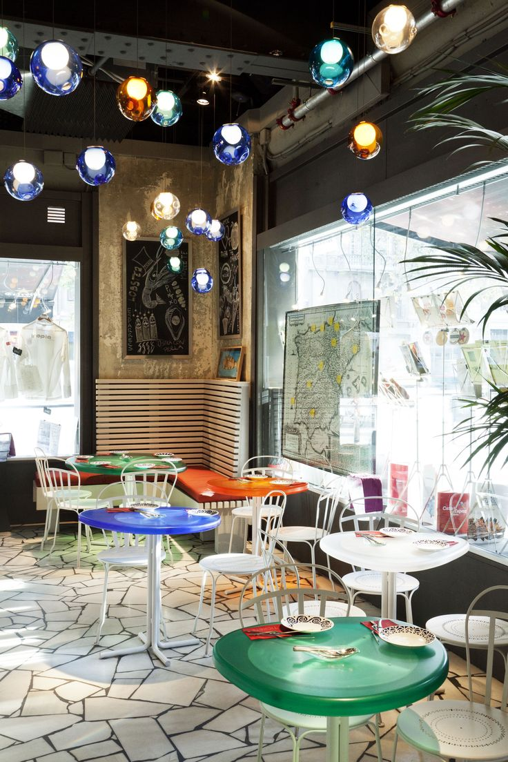 Tickets #tapas bar offers serious eats (liquid olives; tissue-thin tuna belly) in a bright, light-hearted setting. #Barcelona #Spain