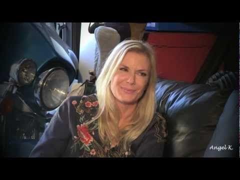 Brooke & Ridge - Katherine Kelly Lang & Ronn Moss on RonnsGarage - YouTube