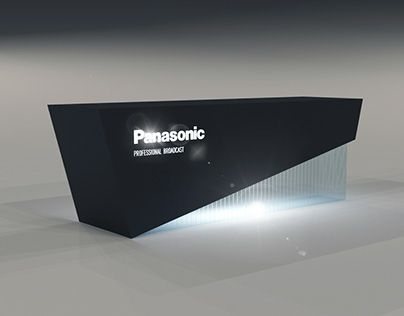 Exhibition for Panasonic on Camerimage
