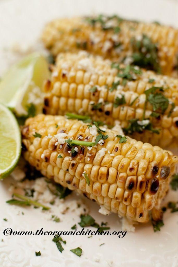 Delicious corn on the cob recipe