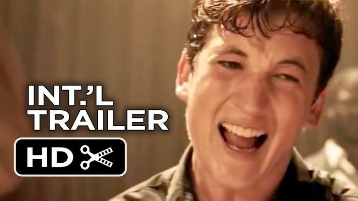 Whiplash Official UK Trailer #1 (2015) - Miles Teller, J.K. Simmons Movi...