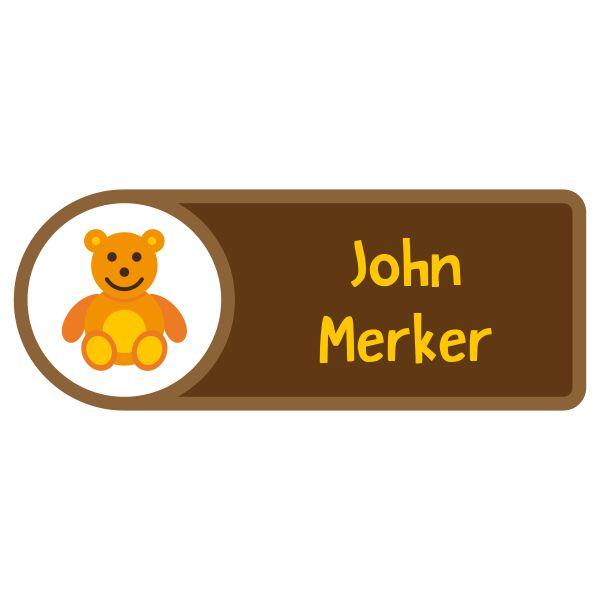 Bear - MamaLabels