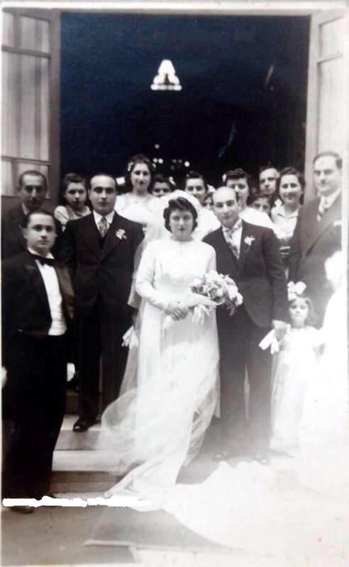 @NataliAVAZYAN: İstanbul'da bir Ermeni düğünü, 1934
