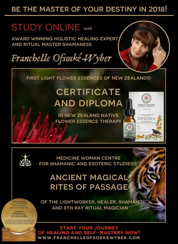 Study online with Franchelle. Issue 92 sent Wed 20th December. http://conta.cc/2oNtzuz   #DrumRoll #DrumRollPromotions #NewZealand #wellbeing #connection #community #advertising #promote #firstlightfloweressences #AncientMagicalRitesofPassage