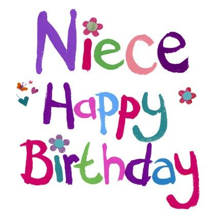 #niece happy birthday