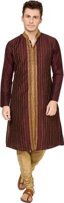 Svanik Men's Kurta and Pyjama Set | sherwani kurta online shopping