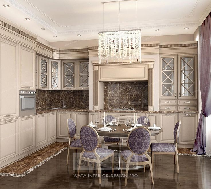 Art Deco Interior Design Kitchen: Кухня в стиле арт-деко Http://interior-design.pro/ru
