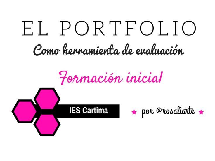 Formación inicial al profesorado del IES Cartima por Rosa Liarte Alcaine