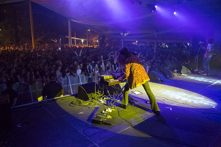 Wolfmother at Caloundra Music Festival 2014 - Bruce Haggie Photography