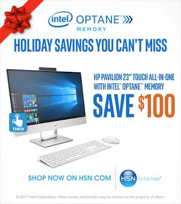Online Sweepstakes by Sweepstakestoday.com and Mr. Sweepy: INTEL HSN TODAY'S SPECIAL