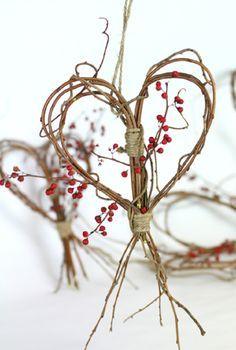 25 schöne DIY Herz Handwerk für das romantische …
