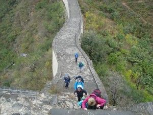 Camp along the Great Wall and explore Beijing on this walking tour.