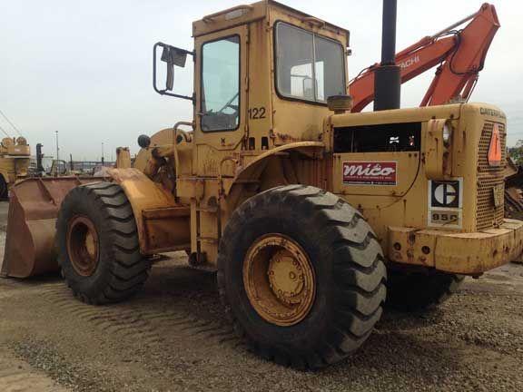 Cat 950| Used Caterpillar Wheel Loader 950| Cat 950 81J11954 For