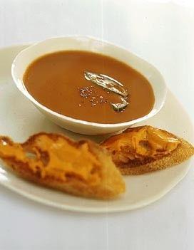 soupe de poissons comme à Marseille pour 4 personnes - Recettes Elle à Table - Elle à Table
