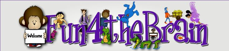 Addition Games - Fun 4 the Brain educational games - addition, subtraction, and division!
