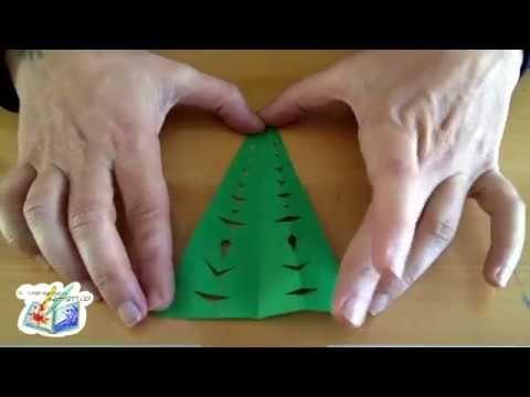 Tutorial: alberelli di Natale