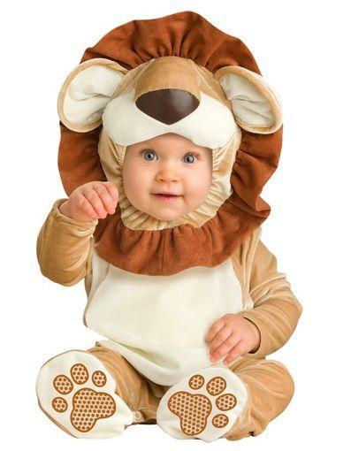 Baby Halloween Costume Cowardly Lion Ideas. Warm solution for Halloween!  sc 1 st  Pinterest & 12 best Baby Halloween Costumes images on Pinterest | Baby costumes ...