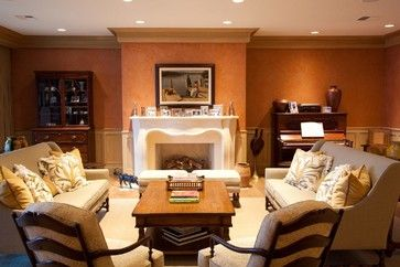 82 Best Terra Cotta Living Room Images On Pinterest Wall