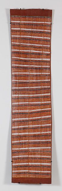 Alieena Lamanga - 'Wak wak' | Aboriginal Art | Outstation