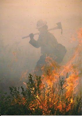 Smoke jumpers in Alaska. Postcardkris.blogspot.com