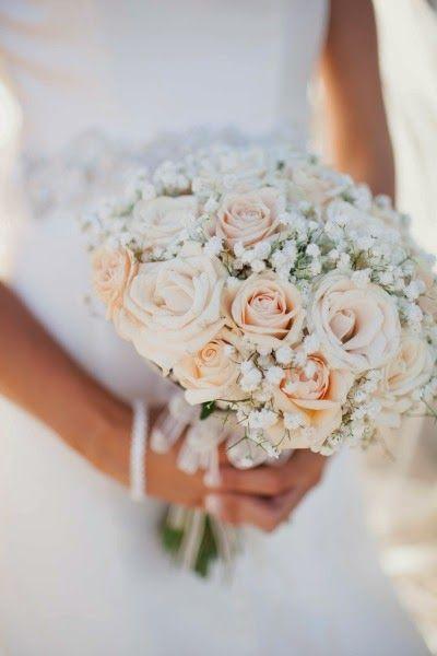 Matrimonio Azzurro Polvere: Gypsophila per un matrimonio country chic