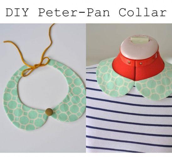 Removable Peter Pan Collar // Kollabora Alt Summit Challenge | Kollabora