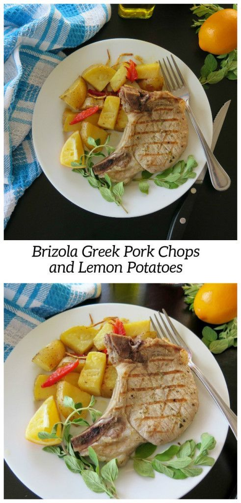 101 best greek food recipes images on pinterest greek recipes brizola greek style pork chops greek food recipesentree recipespork recipesdinner forumfinder Image collections