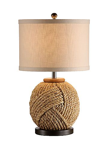 MONKEYS FIST LAMP  Wildwood Lamps - Tommy Bahama Collection
