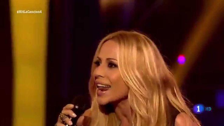 edurne eurovision karaoke