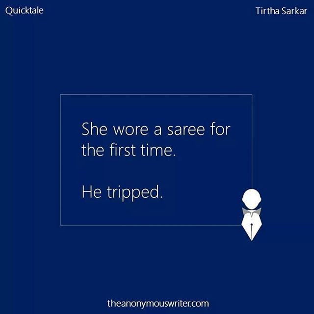 Quicktale by Tirtha Sarkar… | Tales to treasure | Love Story | Tiny tales | Scribbled Stories | Microstories | Heartstrings | Aww...