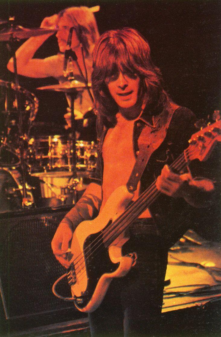 AC/DC - Cliff Williams