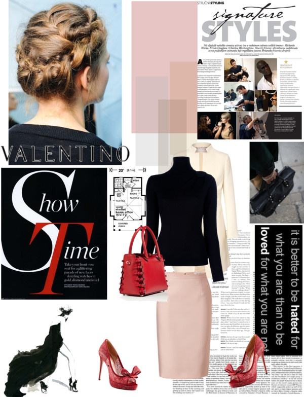 """Valentino"" by pradisa on Polyvore"