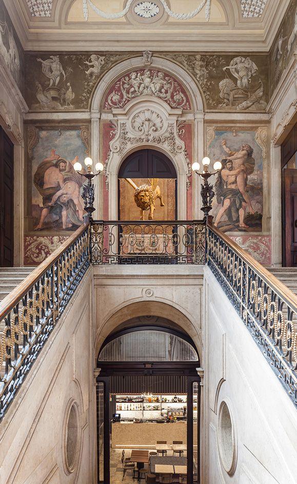 Palácio do Chiado - Lisboa - Portugal