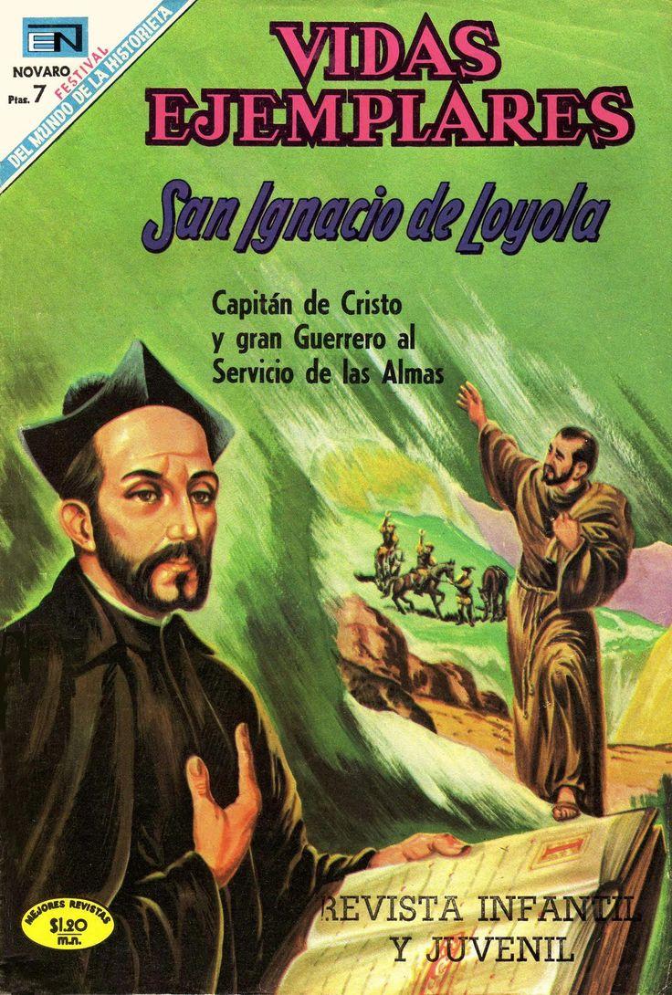 Vidas Ejemplares: San Ignacio de Loyola