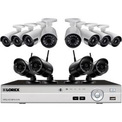 Where To Buy Wireless Security Camera System with Ultra-Wide Cameras and 16 Channel HD 1080p DVR Compare Prices