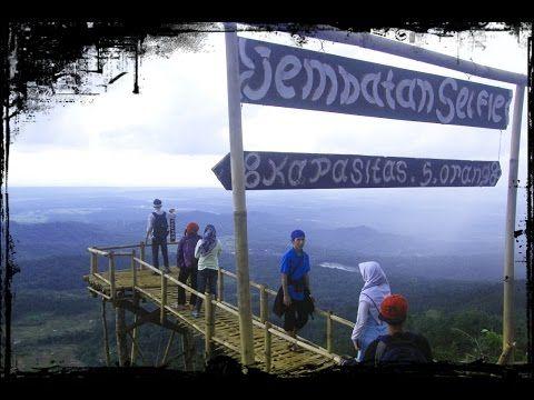 Hiking Explore Ke Puncak Bukit Sendaren Desa Panusupan Rembang Purbalingga  - Beken.id
