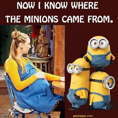 Funny Minion Quotes ft. Friends