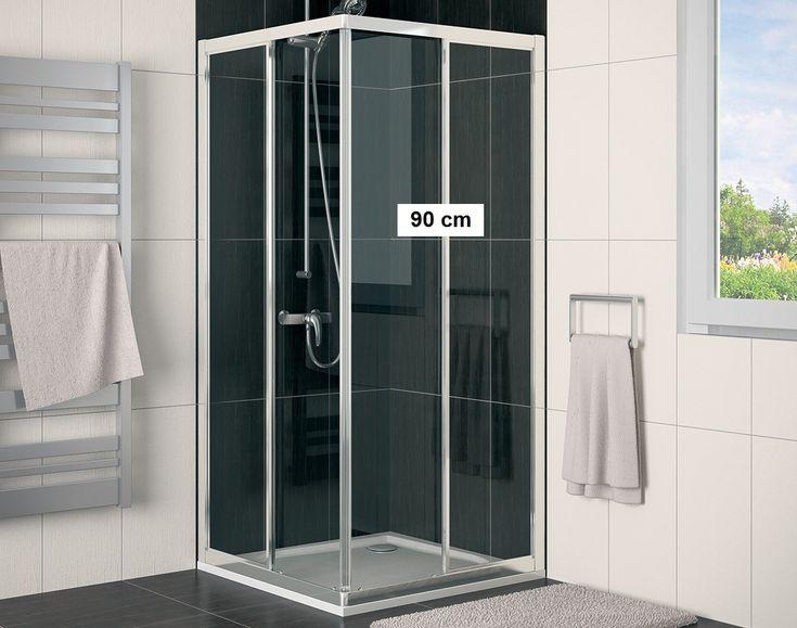 Duschabtrennung schiebetür kunststoff  Die besten 25+ Dusche schiebetür Ideen nur auf Pinterest ...